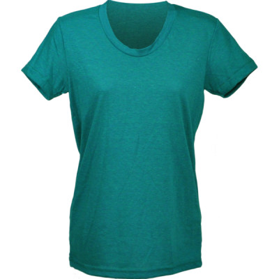 29_CFJC Vertical Logo T-shirt (Women's)